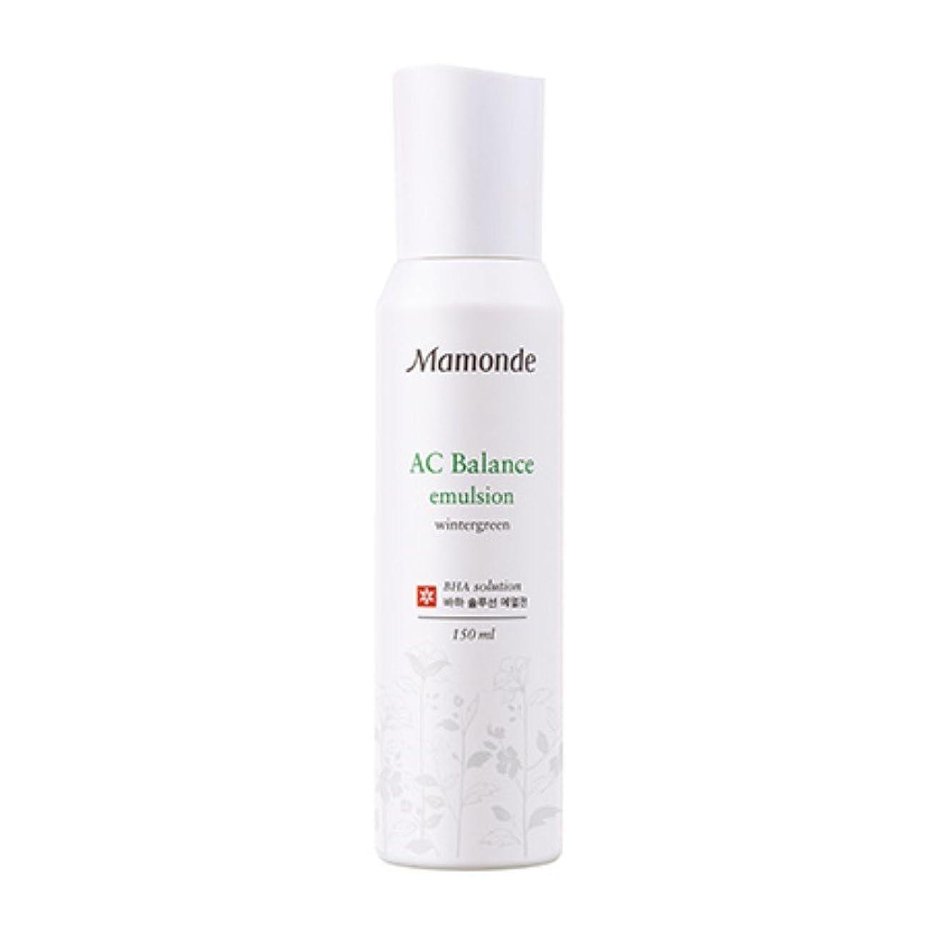 愛情演劇歴史家[New] Mamonde AC Balance Emulsion 150ml/マモンド AC バランス エマルジョン 150ml [並行輸入品]