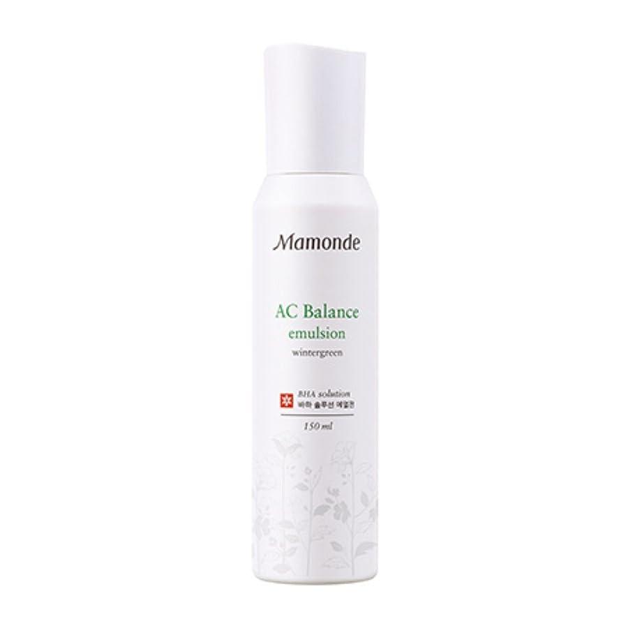 利益エレベーター付録[New] Mamonde AC Balance Emulsion 150ml/マモンド AC バランス エマルジョン 150ml [並行輸入品]