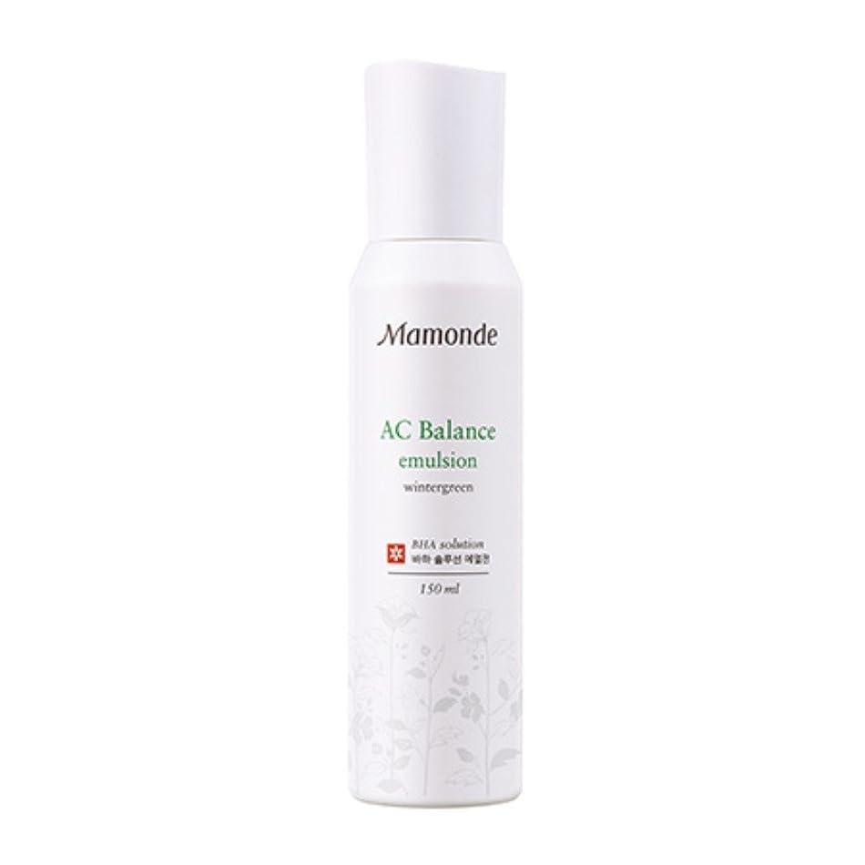 レース称賛私たちのもの[New] Mamonde AC Balance Emulsion 150ml/マモンド AC バランス エマルジョン 150ml [並行輸入品]