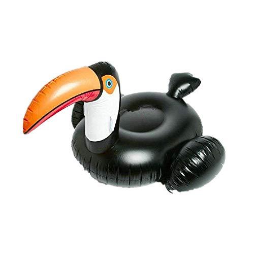 LJ Home Riesige Schwimmende Reihe Pool Hot Swimming Ring Aufblasbare Specht Pool Float Wasserspielzeug Für Kinder Und Erwachsene