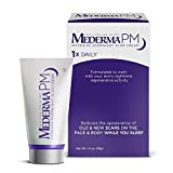 Mederma PM Intensive Overnight Scar Cream - Works with Skin's Nighttime Regenerative Activity - Once-Nightly Application is Clinically Shown to Make Scars Smaller & Less Visible - 1 Ounce