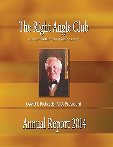 Right Angle Club Annual Report 2014の詳細を見る