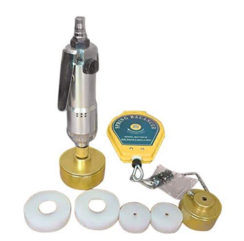 Máquina de tapado neumático portátil de mano potente Capper de torsión 5-30 mm 30-50 mm