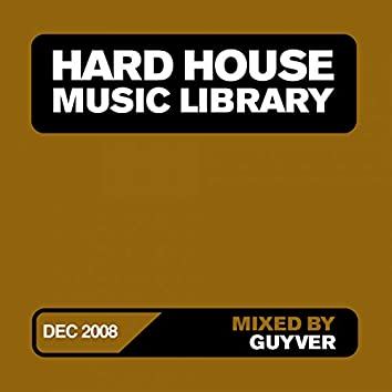 Hard House Music Library Mix: December 08