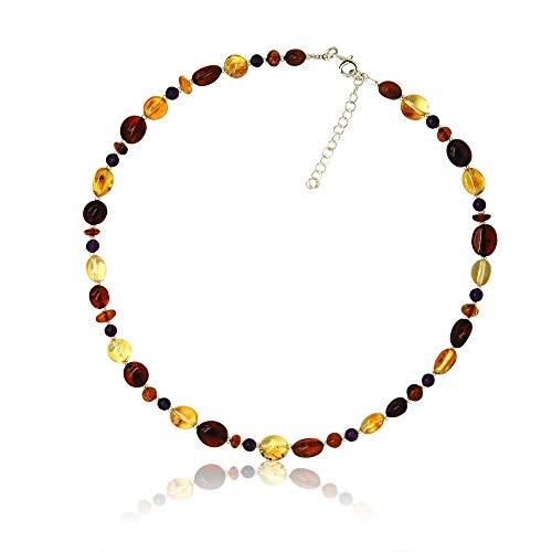 Goldmajor - Women Amber Collar Necklace CL879