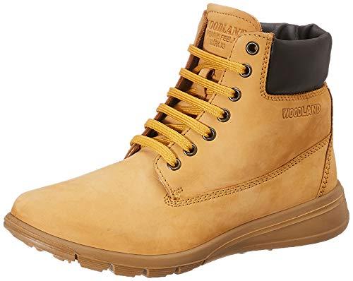 Woodland Men's Leather Boots-8 UK (42 EU) (9 US) (GB 3246119_SNAYPE)