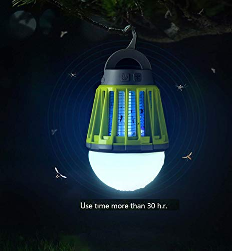 WYDML Mosquitoe Campintg Licht, oplaadbare lantaarn met USB opladen en voor het opladen van led, outdoor, camping, wandelen