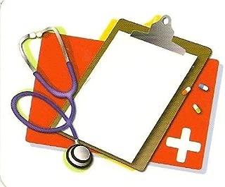 Medical Doctor/Nurse ~ Edible Icing Image Cake Topper for 1/4 sheet cake