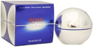 B o s ś in Motion Blue Edition Eau De Toilette Spray for Men 3.0 OZ.