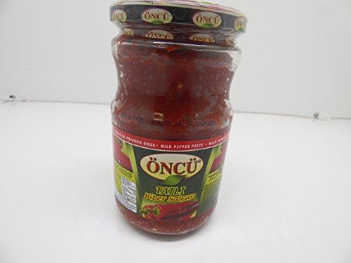 Oncu Turkish Mild Pepper Paste, 700 g