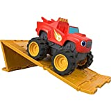 Blaze y los Monster Machines- Tractor todoterreno motorizado (Mattel FHV13) , color/modelo surtido