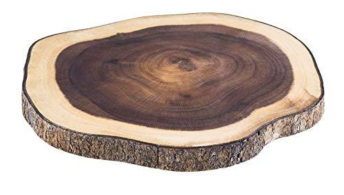 Houten plank acacia 26 x 24 cm