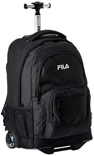 Fila Rolling Backpack, Black, One Size