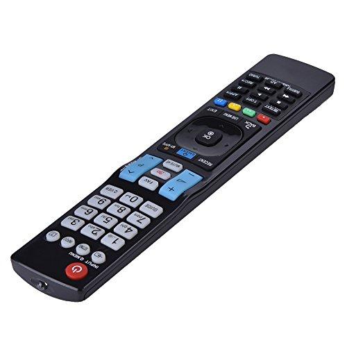 BALITY Control Remoto, ABS De Reemplazo del Controlador, Compatible con AKB73756565 para La Mayoría De Los Controladores Rempte