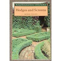 Hedges and Screens (Wisley Handbooks) 0304320366 Book Cover