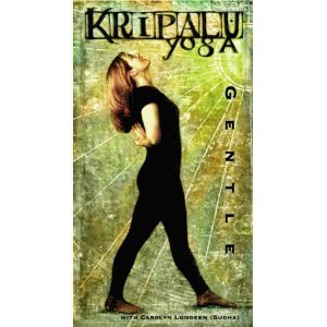 Kripalu Yoga Gentle DVD