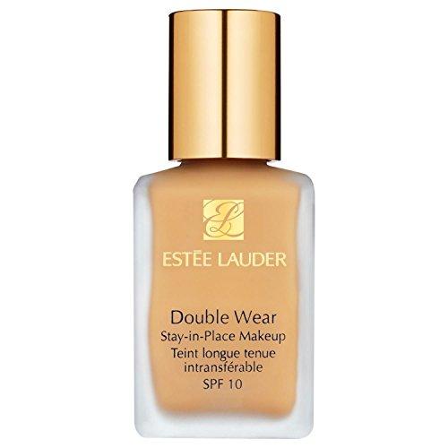 Estée Lauder Double Wear Para Permanecer En El Lugar Maquillaje De La Fundación Spf10 5N2 Miel Ámbar