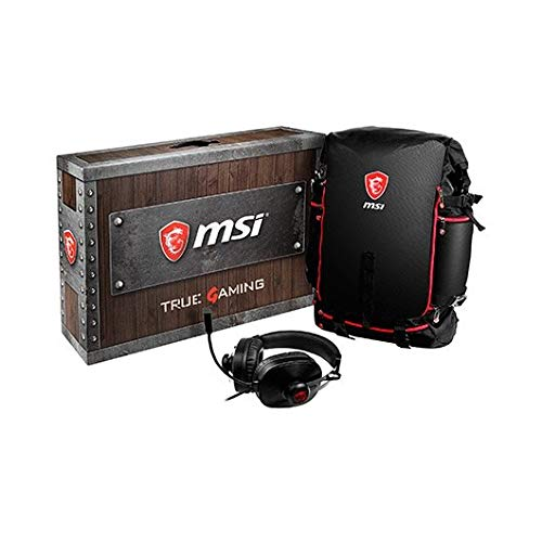 PACK MSI LOOT BOX GT RTX GAMING