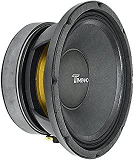 "$119 » Timpano TPT-MD10 PRO 10"" Midrange Speaker, 350 Watts RMS Power, 700 Watts Continuous Power,8 Ohm Loudspeaker 10 Inch Mid R..."