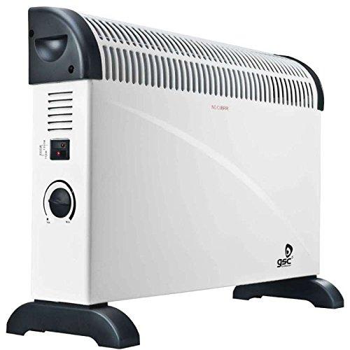 Evila GS2853 staande radiator 750/1250/2000 W