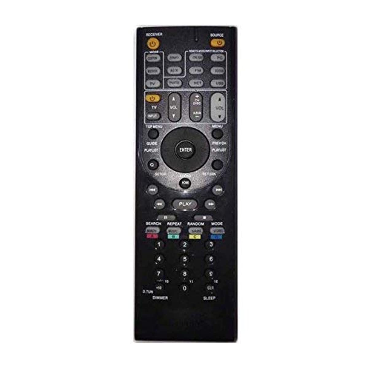 Replaced AV Remote Control Compatible For Onkyo RC-773M TX-NR535 TX-NR727 TX-NR737 Audio Video A/V Audio Video Receiver