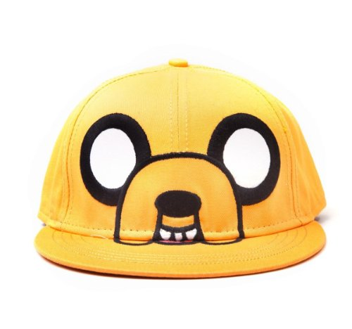 Adventure Time Jake Casquette en Coton Orange