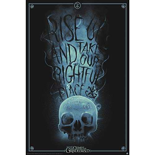 ABYstyle - Fantastic Beasts - Poster Rise Up (91,5x61)