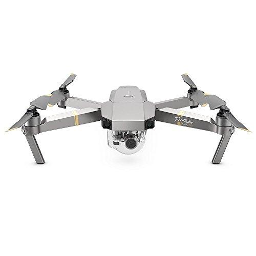 DJI Mavic PRO Drone Quadcopter, Platinum Version (CP.PT.00000071.01)