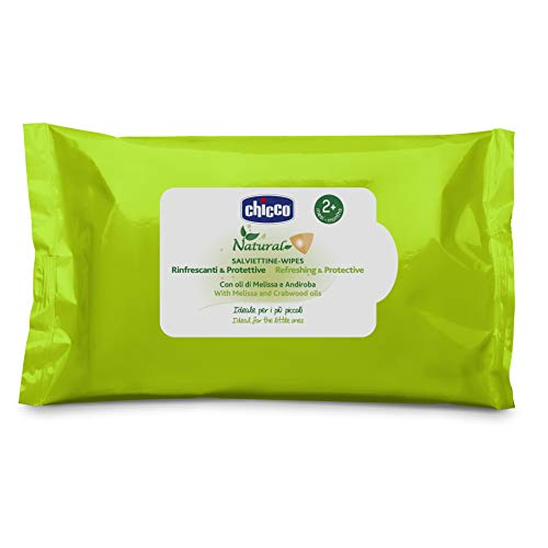 Chicco Salviettine Monouso - 1 Confezione da 20 Pezzi