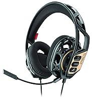 Plantronics RIG 300. Utilité: Console de jeu/PC/jeux. Type de casque: Binaural Style de casque portable: Bandeau Couleur du produit: Noir. Technologie de connectivité: Avec fil Longueur de câble: 1,5 m. Couplage auriculaire: Circum-aural Fréquence de...