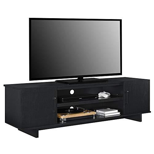 Ameriwood Home Southlander TV Stand, Black Oak