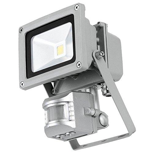 Preisvergleich Produktbild PowerSave Energiespar 10 W = 100 W LED Motion Sensor PIR Sicherheit Licht ~ Eine spezifische Energiesparend