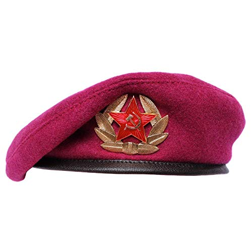 Russian Factory Original Russian army Pink beret Special Forces OMON...