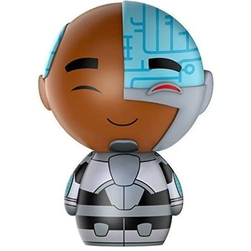 Funko- Dorbz Teen Titans Go Cyborg, 11877