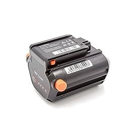 vhbw Li-ION Batterie 2000mAh (18V) pour Outils de Jardin électrique Gardena Li-18/50 Batterie-Taille-Haie (08877-20…