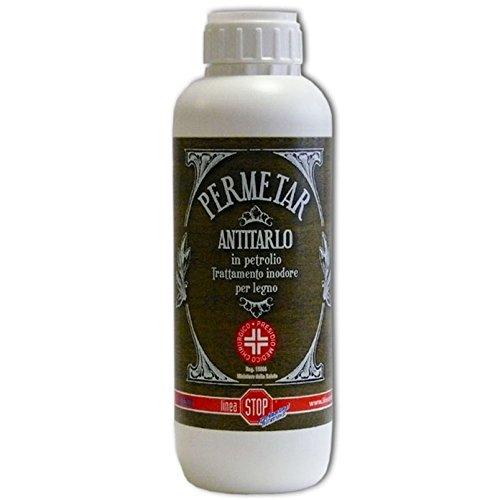 Dixi Antitarlo Elimina il tarlo dal legno e insetti perforatori Anti Tarlo Legno - 250 ml