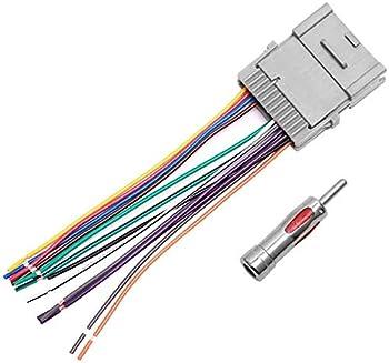 [SCHEMATICS_48IU]  Explore radio wiring harnesses for Chevys | Amazon.com | Jvc Wire Harness Chevy |  | Amazon.com