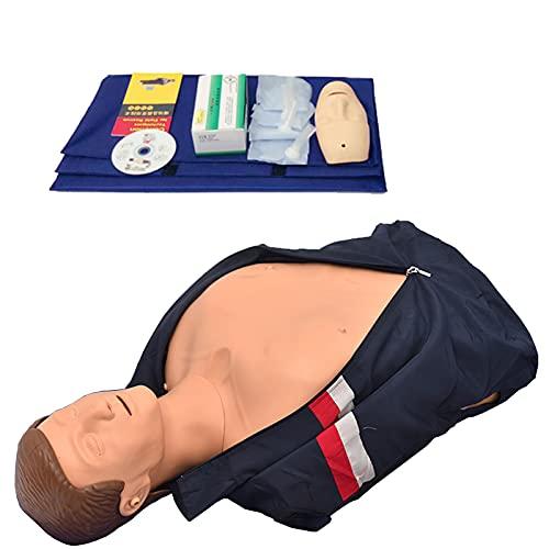 GoodWell Cardiopulmonar Maniquí De Reanimación Simulador del Consejo De Medio CPR Formación En Primeros cardiopulmonar Simulador para Ayuda de formación médica educativa