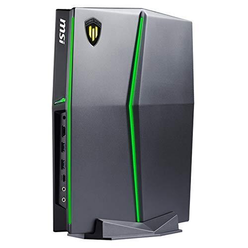 MSI Vortex W25 8SL-083ES - Ordenador workstation (Intel Core i7-8700, 32GB RAM, 512GB SDD + 1TB HDD, Nvidia Quadro P4200-8GB , Windows 10 Pro) Gris