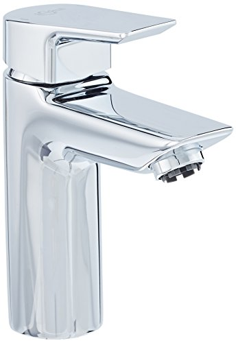 Ideal Standard A6556AA TESI Waschtischarmatur Niederdruck, silber