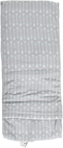 Sunbeam Heating Pad for Pain Relief   Standard Size Ultra-Soft, 3 Heat Settings with Auto-Off and Straps   Beige, 12-Inch x 15-Inch