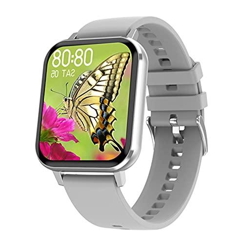 DTX Smart Watch ECG PPG Monitor Sports Bluetooth Música Música CORAZÓN CORAZÓN Mujer A Prueba De Agua Pulsera De Fitness iOS Reloj Android,A