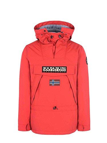Napapijri Skidoo ski-jack, rood glanzend