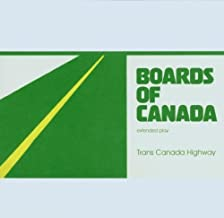 Trans Canada Highway by Boards of Canada (2006) Audio CD