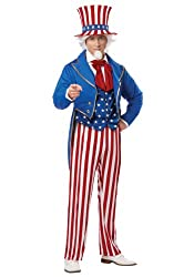 Uncle Sam Resistance rally costume