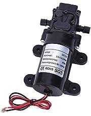 Waterdrukpomp, watermembraanpomp DC12V met overdruk Automatisch overdrukapparaat voor landbouwirrigatie voor badkamer voor tuin