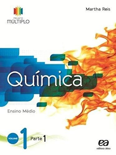 Projeto Multiplo - Qúimica -Volume 1