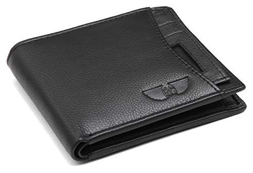 Royster Callus Black Men's Wallet (RCW1019)