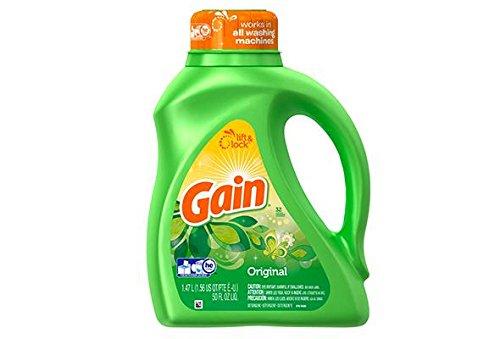 Gain HEC Original Liquid Laundry Detergent - 150oz