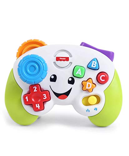 Magicwand® Laugh & Learn Colorful Game & Learn Remote Controller for Toddlers